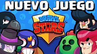 BRAWL STARS   Gameplay y primeras impresiones del NUEVO JUEGO de Supercell