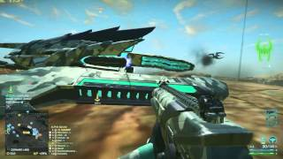 Planetside 2 - Scythe - Some tips and my first time with Light PPA