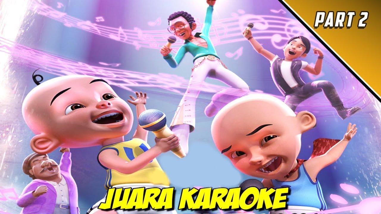 Download Upin Ipin Musim 15 – Juara Karaoke FULL Part 2 Episod Terbaru 2021