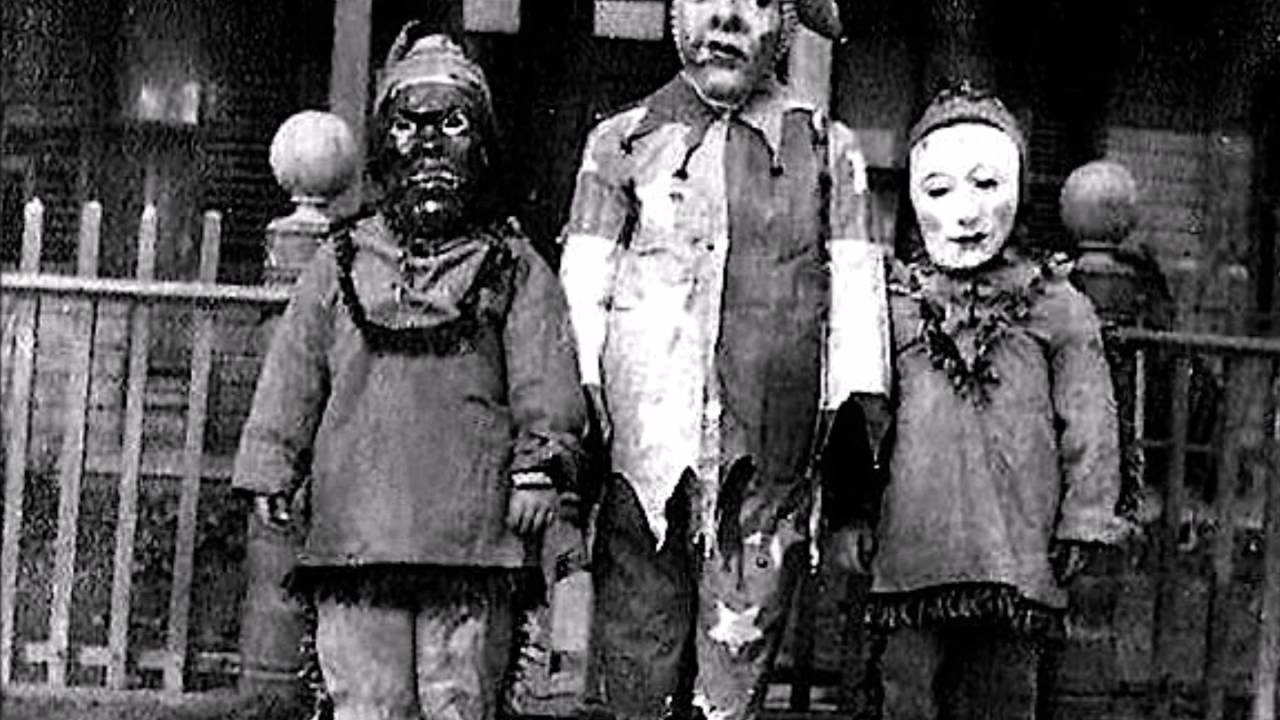 15 imagenes de disfraces de halloween antiguos youtube