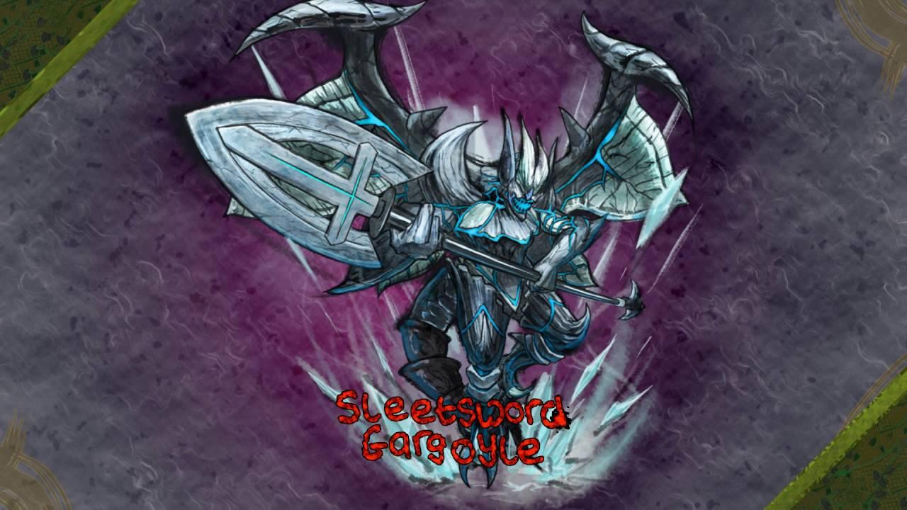 Onigiri Sleet Sword Gargoyle Wand Solo Hell