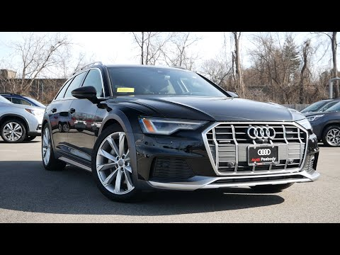 2020 Audi A6 Allroad Premium Plus Review - Start Up, Revs, And Walk Around