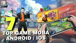 Ini Dia TOP 7 MOBA Game Setara Dengan Mobile Legends | On Android / IOS
