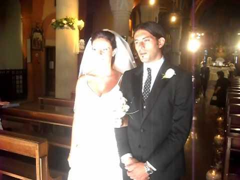 Monica E Giovanni Lasciano La Chiesa Marcia Nuziale Youtube
