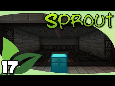 Sprout - Ep. 17: Basic Mob Farm