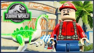LEGO Jurassic World Mario & Yoshi Dinosaur