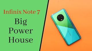 Infinix Note 7 Unboxing & Review - Biggest Budget Power House !
