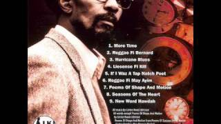 Linton Kwesi Johnson - If I Waz A Tap Natch Poet (1998)