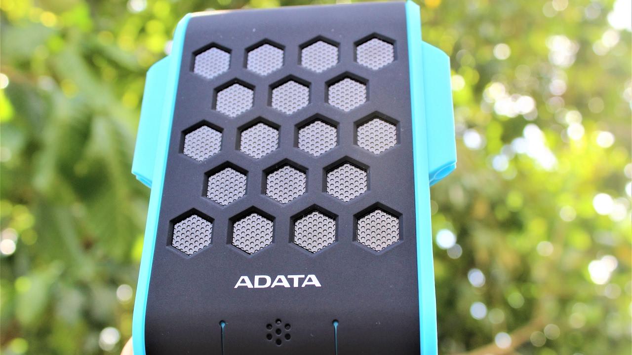Download Unboxing - ADATA External Hard Drive HD720