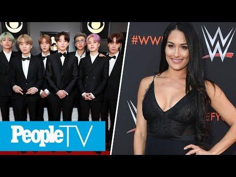 Nikki Bella: How Motherhood Was Almost 'Taken' From Her, BTS Debuts New Song 'Black Swan' | PeopleTV