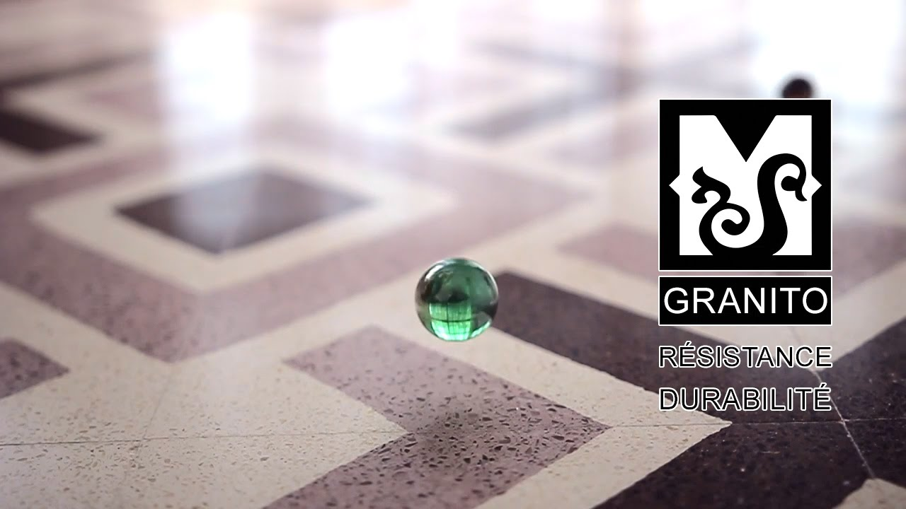 Granito mosaic del sur r sistance durabilit youtube for Carrelage granito