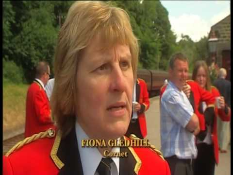 Yorkshire Brass (2005) - Episode 2 - Hade Edge Brass Band Documentary