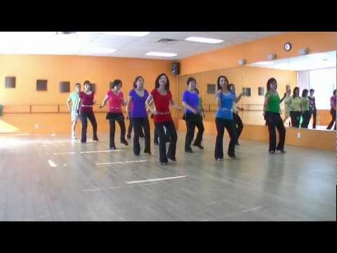 A Sweet Surrender - Line Dance (Dance & Teach In English & 中文)
