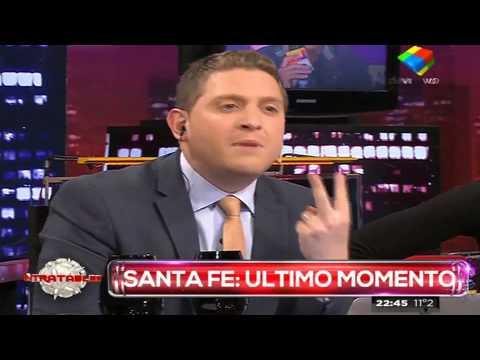 Donda dice que en Santa Fe buscan tapar la caída de Macri
