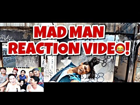 MAD MAN - REACTION VIDEO