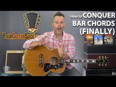 How To Conquer Bar Chords (REPLAY) LIVE Webcast Plus FREE Guitar Giveaway
