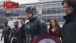 Captain America: Civil War Passes $1 Billion at the Worldwide Box Office - IGN News