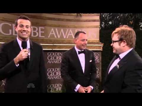 Elton John's humiliating night at the Golden Globes.