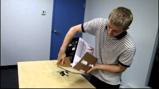 Patriot Javelin S4 4-Bay NAS Enclosure Unboxing & First Look Linus Tech Tips
