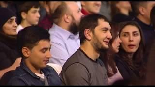 Хабиб Нурмагомедов. Встреча с общественностью ХМАО Югры в Сургуте