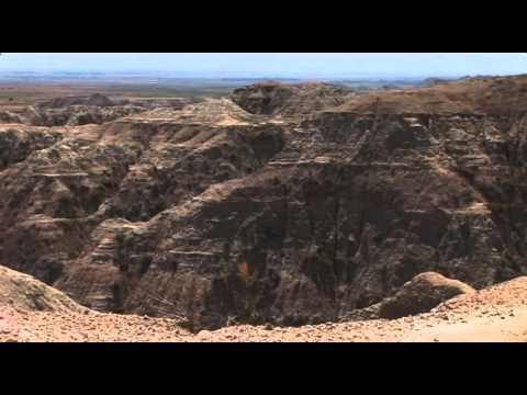 Badlands Vacation Travel Video Guide
