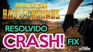 HOW TO FIX - FPS E CRASH NO BATTLEGROUNDS! RESOLVIDO!