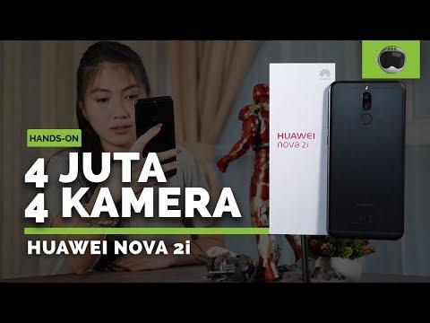 Hands-on Huawei Nova 2i Indonesia