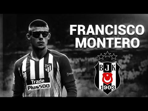 Francisco Montero Defensive Skills 2020 I BEŞİKTAŞ'A HOŞGELDİN?