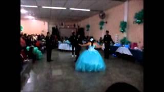 Emiliano Serrato coreografia XV años