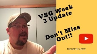 VSG Surgery | 3 Week Post Op | May 11, 2018