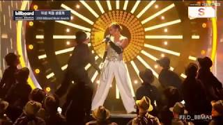 Jennifer Lopez - Dinero ft. DJ Khaled, Cardi B | Billboard Music Awards 2018