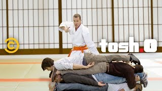 Karate Moves That Missed the Mark - Tosh.0