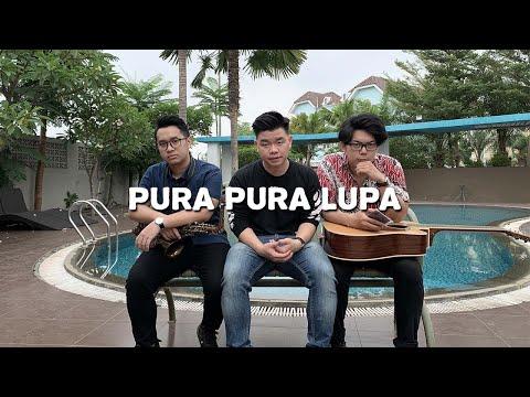 Pura Pura Lupa - Mahen ( Willy Anggawinata Cover + Lirik )