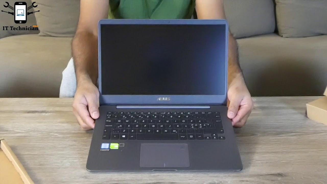 ASUS Zenbook UX430u unboxing | Laptop PC