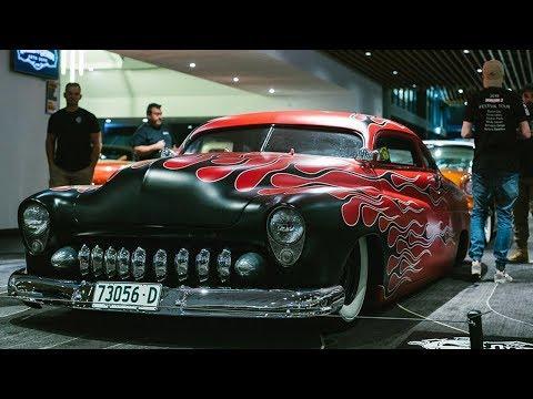 Nostalgia Lane at the 2018 Sydney Hot Rod & Custom Expo