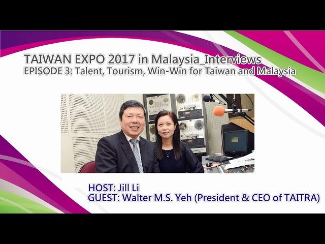"""Pertukaran Tenaga Berbakat Bidang Pariwisata, """"win-win"""" bagi Taiwan-Malaysia"""