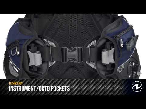 Buoyancy Compensator (BCD) Instrument/Octo Pocket