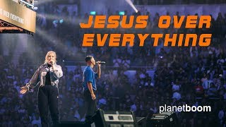 planetboom | Jesus Over Everything | Official Live Music Video