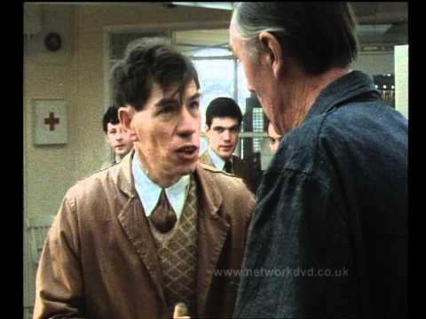Ian McKellen as 'Walter', first ever Channel 4 film dir. Stephen Frears