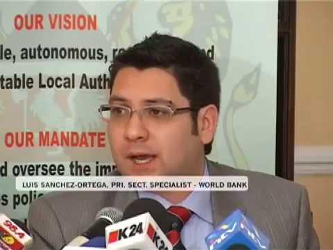 Luis Aldo Sánchez-Ortega Interview @ Nairobi, Kenya
