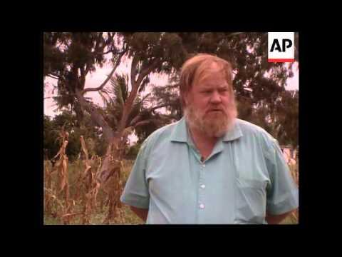 MOZAMBIQUE: REFUGEES RETURN HOME