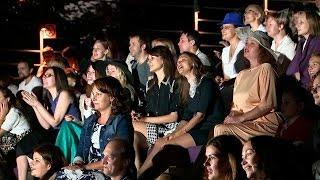 Десятки тысяч любителей кинематографа приняли участие в Первой всероссийской акции «Ночь кино».
