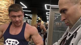 Александр Фёдоров. Совместная тренировка рук в SportLife