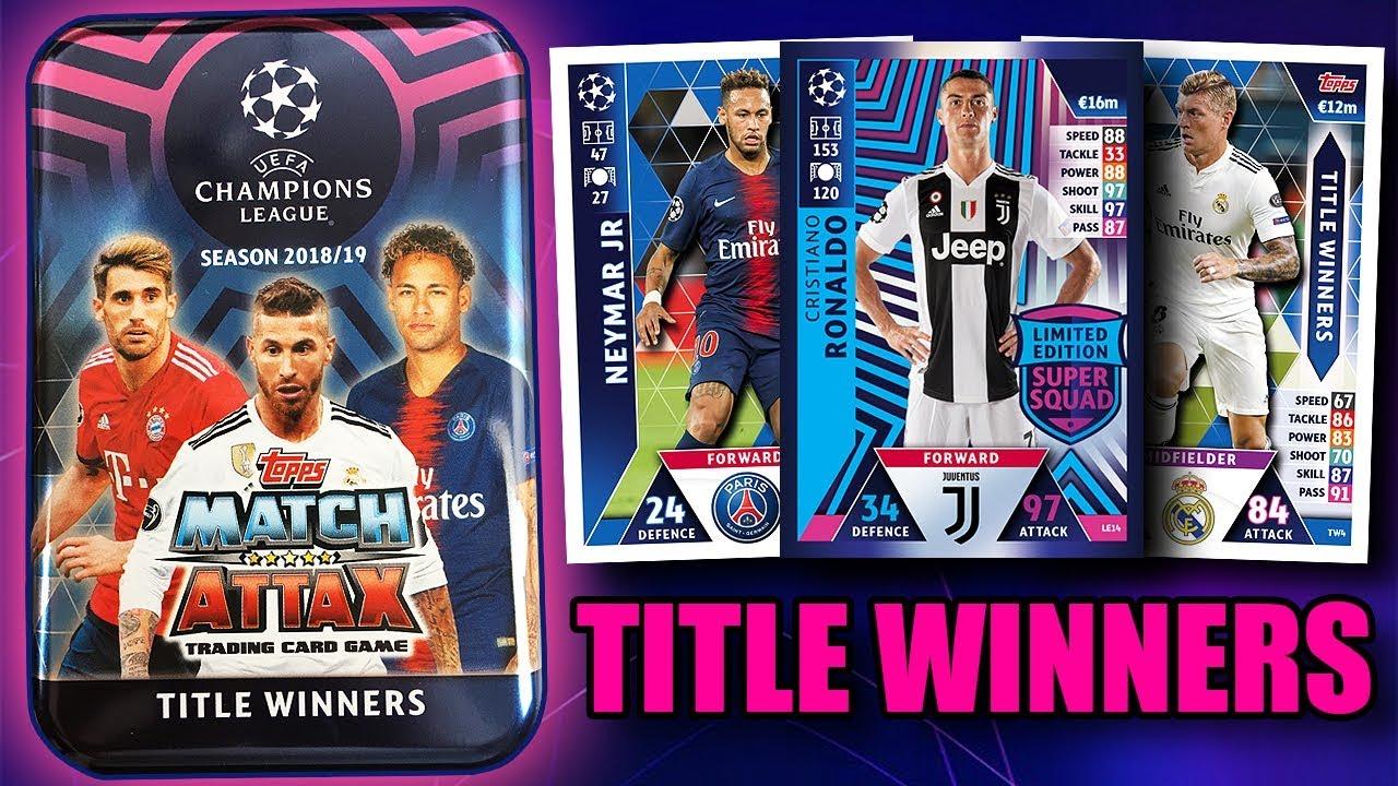 Panini Adrenalyn XL Premier League 2019//2020 Tin box Mini Tin Box