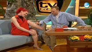 Raab ist modebewusst - Talk mit Enie van de Meiklokjes - TV total classic