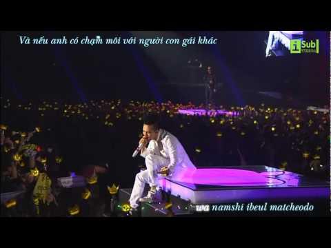 Vietsub + Kara GDragon & TaeYang  Only Look At Me Part 2