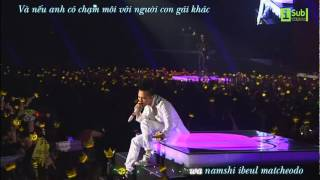 [Vietsub + Kara] G-Dragon & TaeYang - Only Look At Me (Part 2)