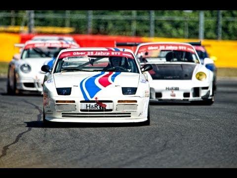 STT 1. Onboard: Porsche 944 S2 Hockenheim PG Motorsport Race 2