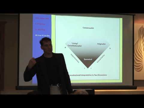 Tom Bell at Libertopia 2011