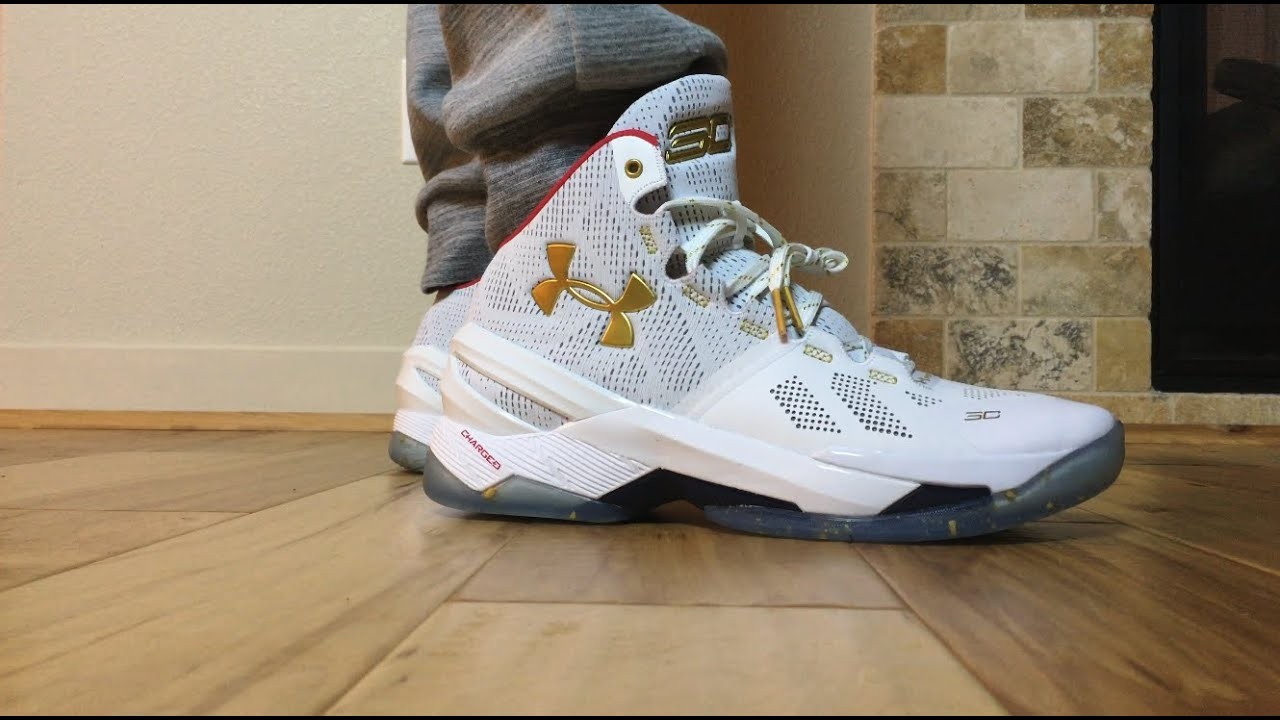 the latest bb88a 1ad95 On Feet Review: 2016 UA Curry 2
